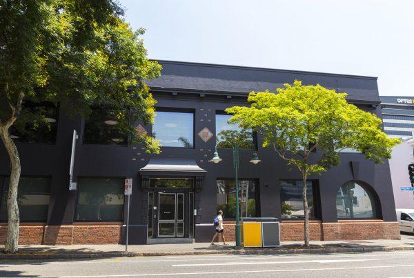 Wickham Street – Buchan Brisbane's Head Office
