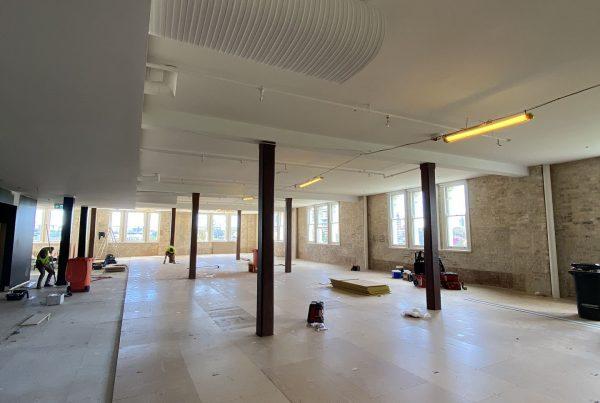 Edward Street Office Space Refurbishment